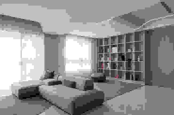 閱讀區 根據 FEELING室內設計 日式風、東方風