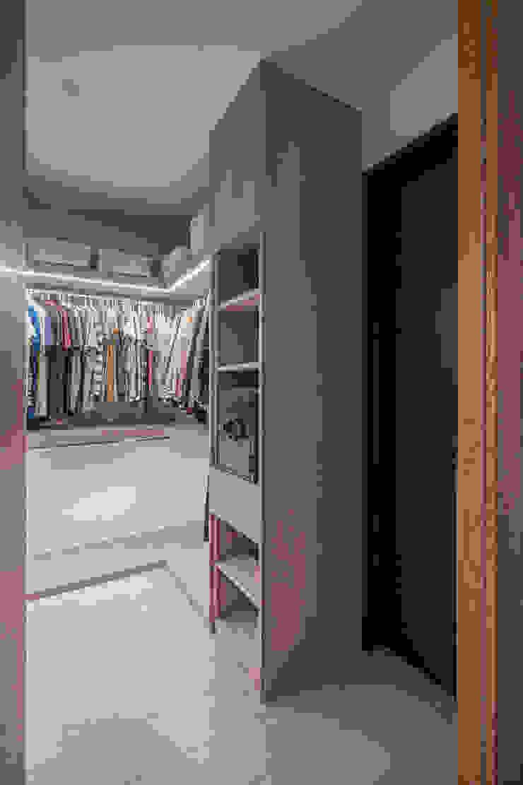 更衣室 根據 FEELING室內設計 日式風、東方風
