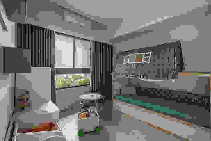 小孩房 根據 FEELING室內設計 日式風、東方風