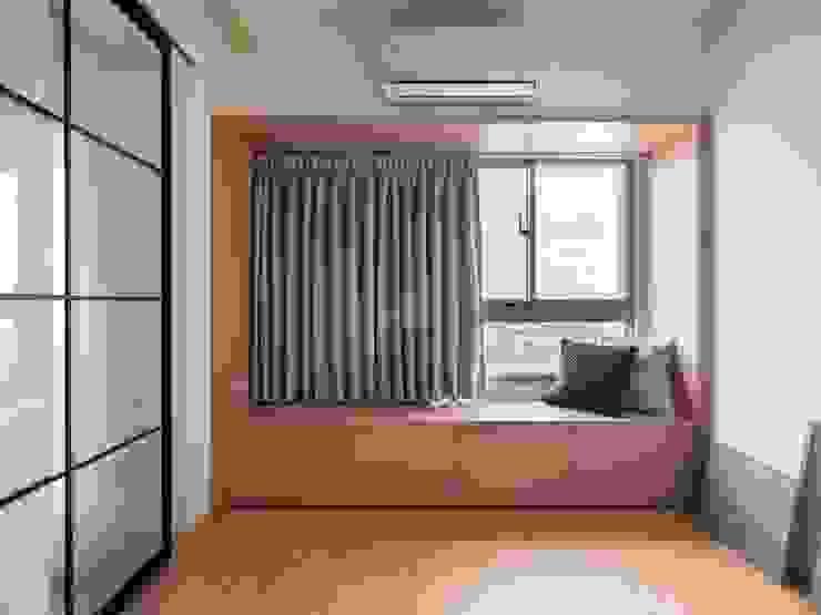 和室 根據 FEELING室內設計 簡約風