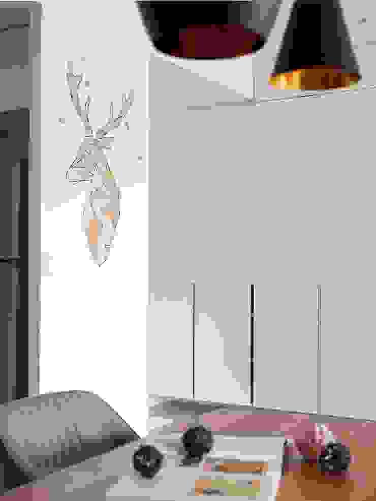 設計師牆繪 根據 FEELING室內設計 簡約風