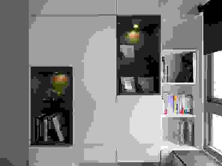 書櫃 根據 FEELING室內設計 簡約風