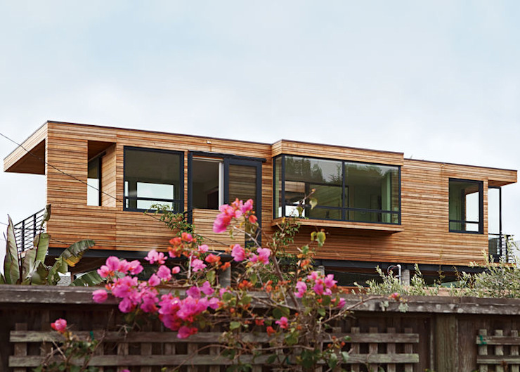 Green Living Ltd Prefabricated home