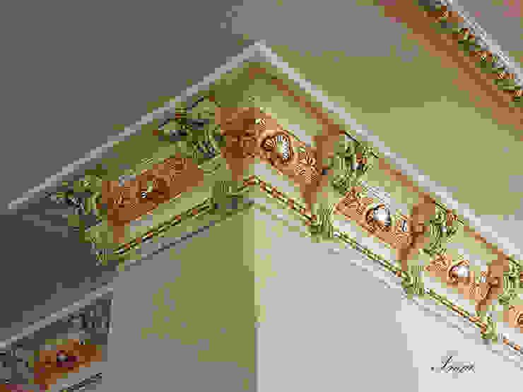 Paredes e pisos clássicos por INGA Clássico
