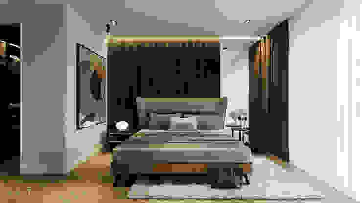 RIKATA DESIGN Chambre moderne
