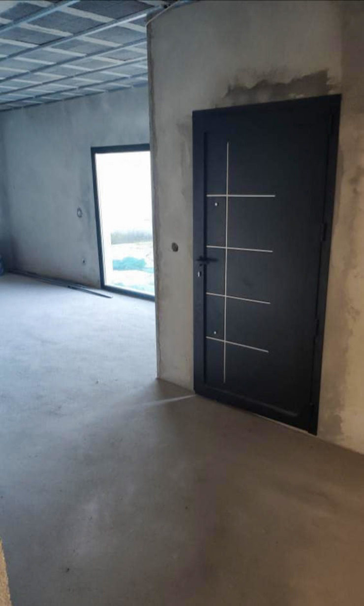Cátia Durão Design Studio Modern corridor, hallway & stairs