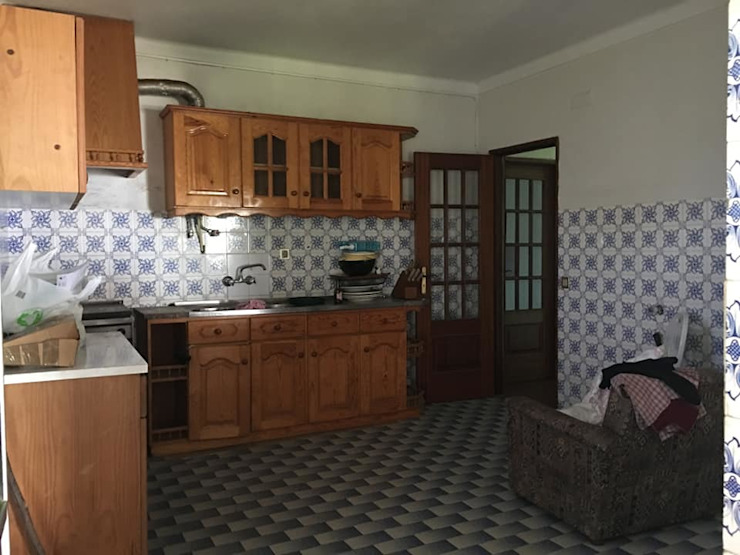 Cátia Durão Design Studio Classic style kitchen
