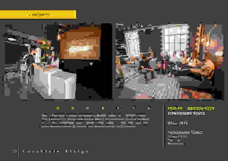 Concept, ý tưởng: hiện đại  by LAGOM STUDIO BOX, Hiện đại