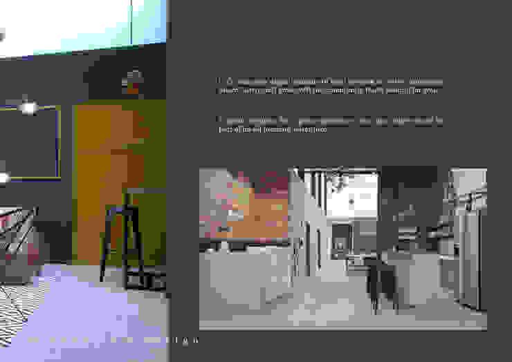 quầy tiếp tân: hiện đại  by LAGOM STUDIO BOX, Hiện đại