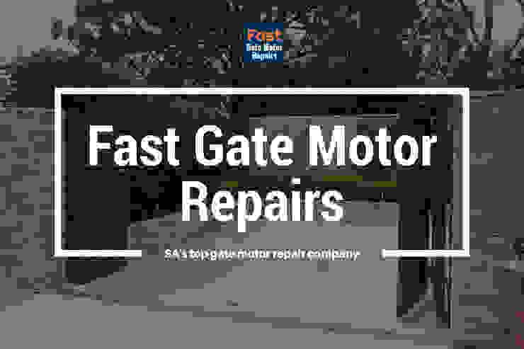 Gate Motor Repairs by Fast Gate Motor Repairs Johannesburg
