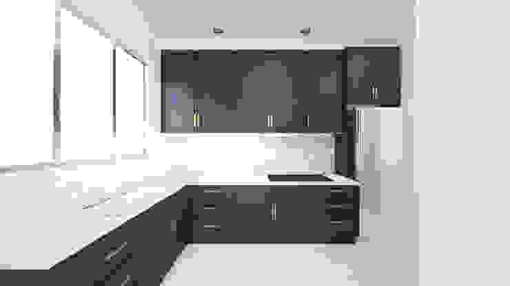 Semi D- Sejati ( Cyberjaya) Dterri Interior Design Kitchen