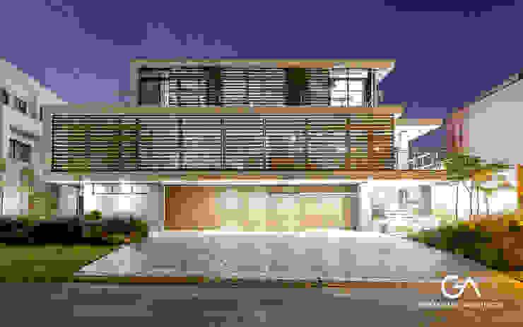 House Vista by Gottsmann Architects Modern Wood-Plastic Composite