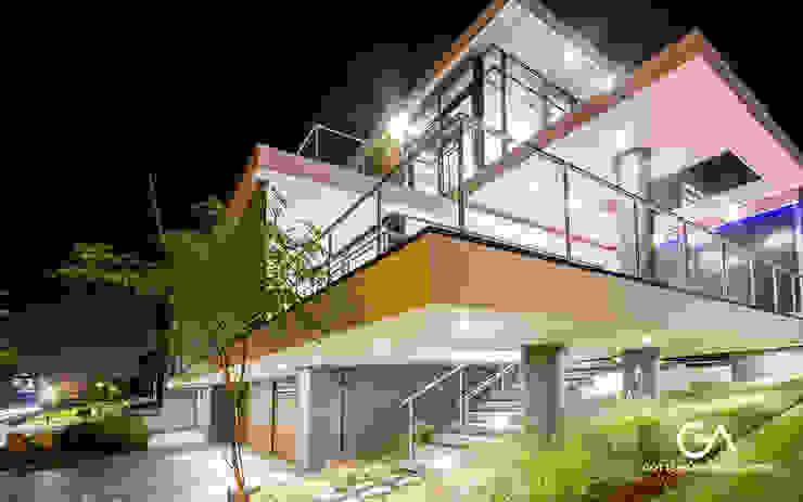 House Vista by Gottsmann Architects Modern