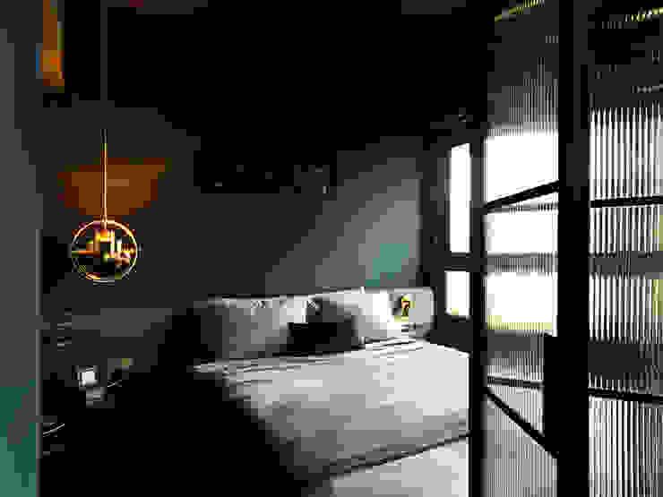 在家躺好 ft.老婆視角: 現代  by 漢玥室內設計, 現代風
