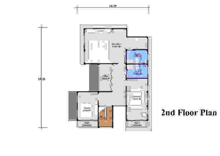 รับสร้างบ้าน 1 โดย Grit Build