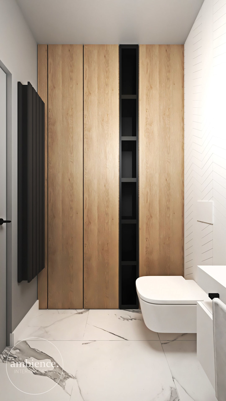 Eclectic style bathroom by Ambience. Interior Design Eclectic