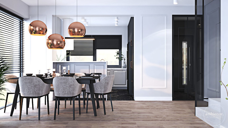 Ambience. Interior Design 餐廳