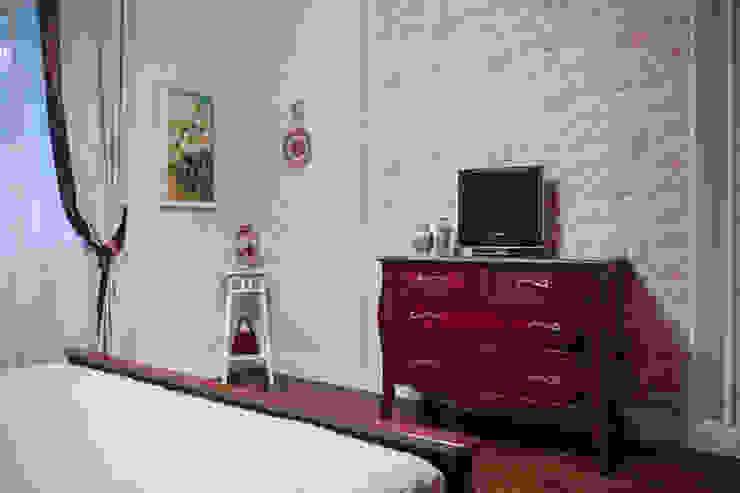 Дизайнер Ольга Айсина Camera da letto in stile classico