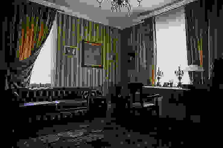 Дизайнер Ольга Айсина Studio in stile classico
