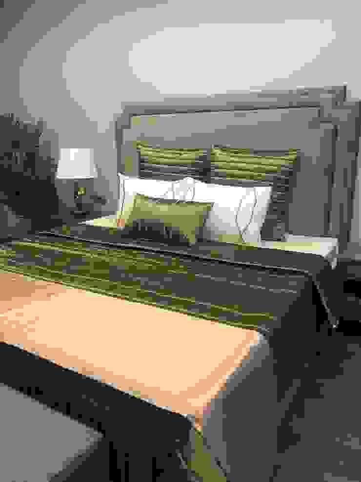 Adhvik Decor RecámarasTextiles Textil Verde