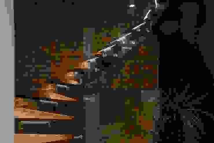 ofis merdiven Pİ METAL TASARIM MERDİVEN Modern Cam