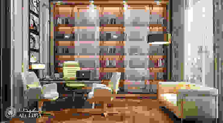 Escritórios modernos por Algedra Interior Design Moderno