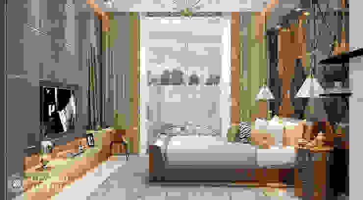 Quartos modernos por Algedra Interior Design Moderno