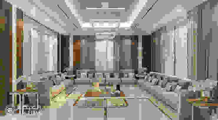 Salas de estar modernas por Algedra Interior Design Moderno