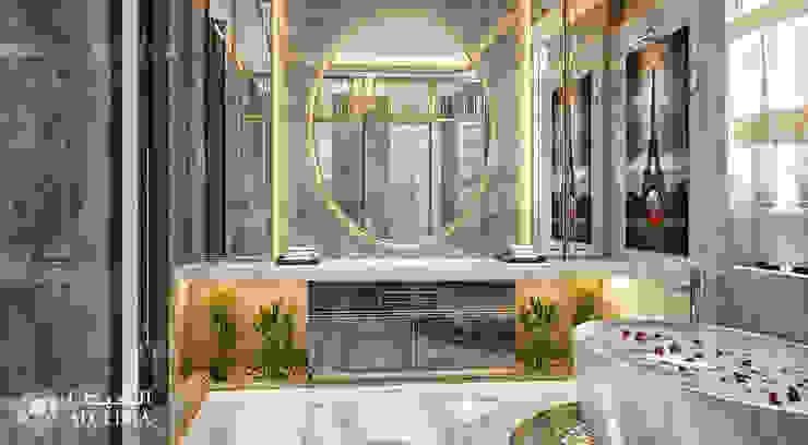 Banheiros modernos por Algedra Interior Design Moderno
