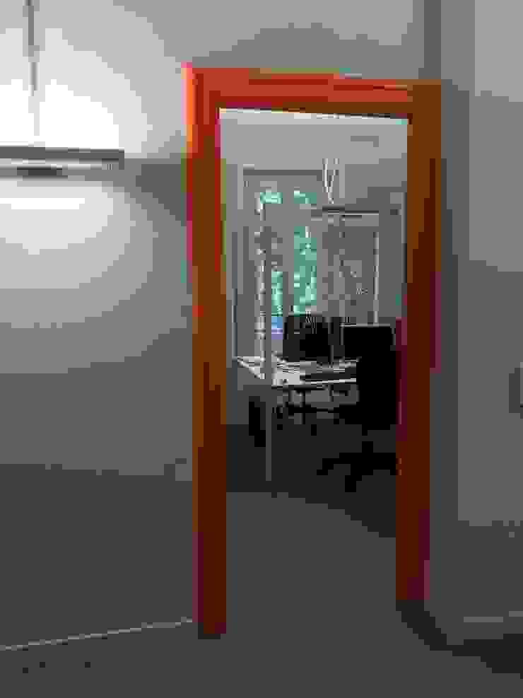 ibedi laboratorio di architettura Escritórios Betão Bege