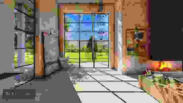Living com muito design Aadna.Design Salas de estar modernas