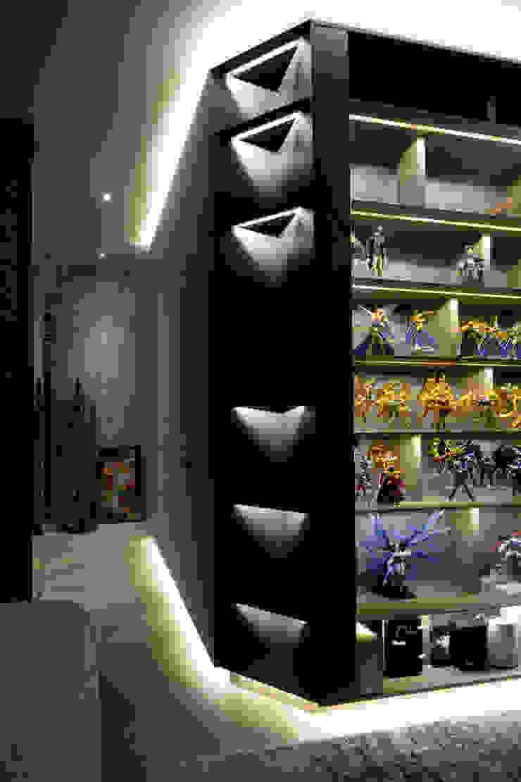香港清水灣道傲瀧 根據 STYLE Design & Project Ltd. 現代風 水泥