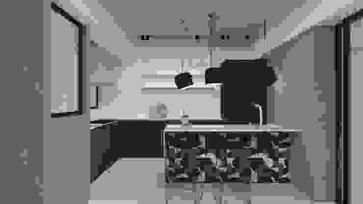 Project | GACH 根據 hoom studio 工業風