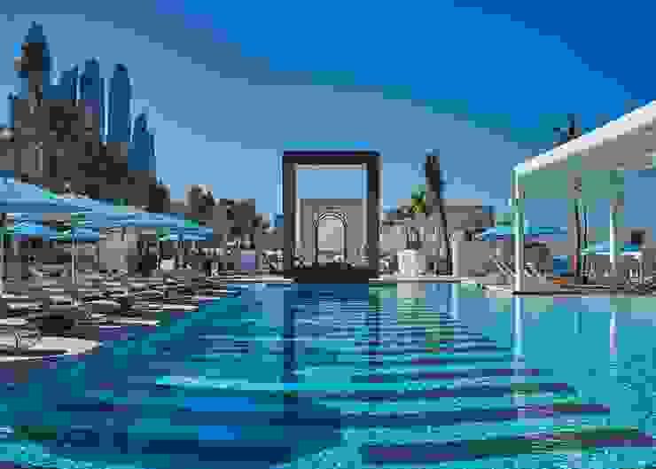 Royal Mirage - Dubai - Talenti SRL Hoteles de estilo moderno de Ghenos Communication Moderno