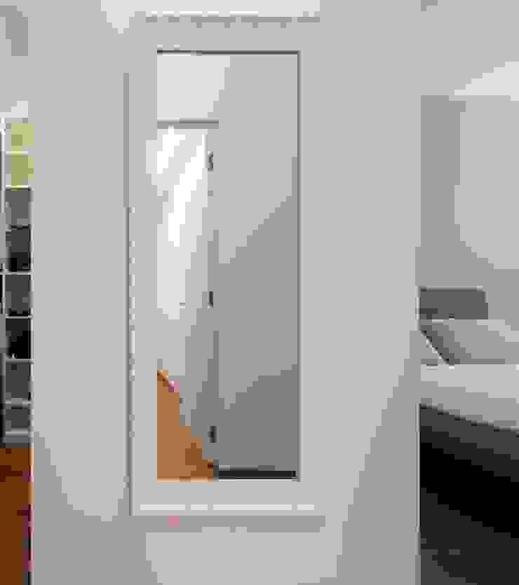 zona Tortona ristrutturami Camera da letto moderna Bianco