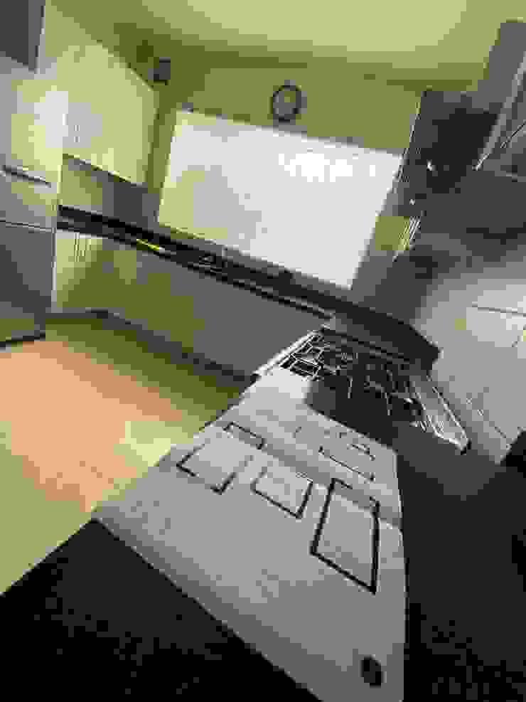 Cocina de Integral Design SAC Moderno Aglomerado
