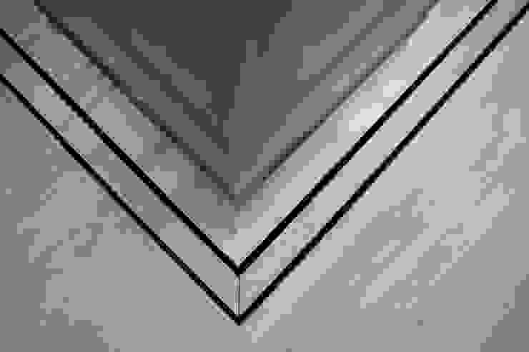 Mundartificial Minimalist windows & doors Aluminium/Zinc Black
