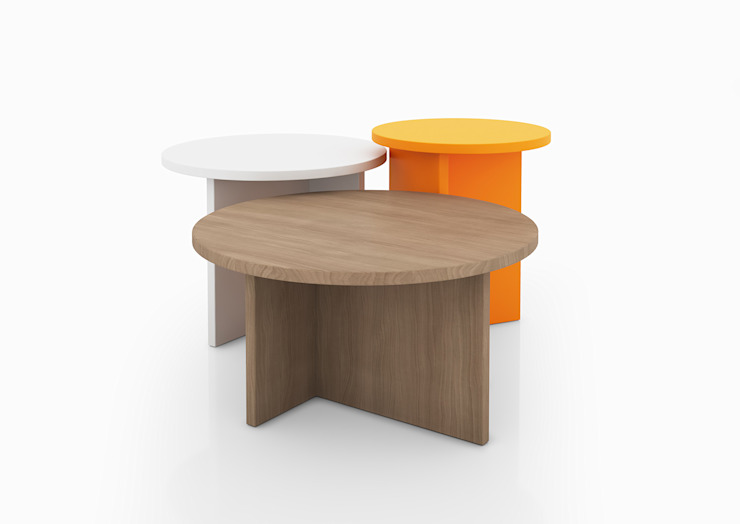 FERCIA - Furniture Solutions Study/officeDesks Wood