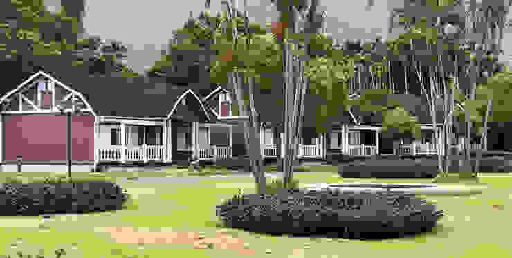 花蓮-新光兆豐農場 根據 居林木構建築 木屋設計 木屋建造 木屋保養 整體規劃設計營建 鄉村風 木頭 Wood effect