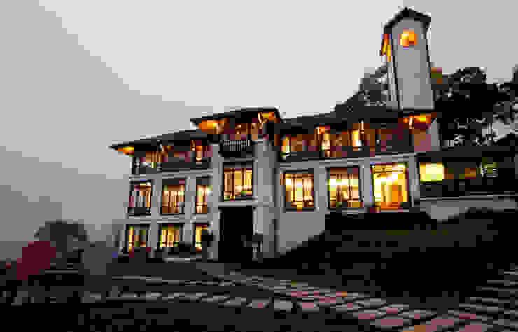 薰衣草森林-尖石 根據 居林木構建築|木屋設計|木屋建造|木屋保養|整體規劃設計營建 北歐風 木頭 Wood effect