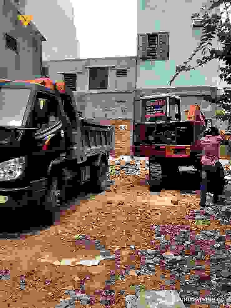 Thi công Căn hộ cho thuê đẹp Đà Nẵng | Ms. Viên bởi Công ty TNHH Xây dựng & Thương mại Vũ Hưng Thịnh