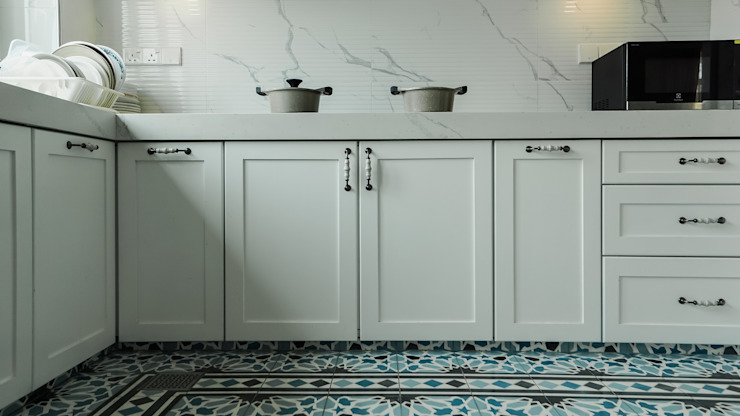 SETIA ECOPARK ELIZABETH FALLS RESIDENCE Simsan Design Kitchen