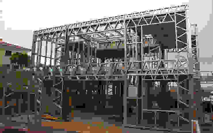 Estrutura Light Steel Frame Carul