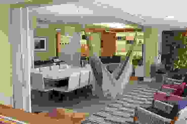 Tikkanen arquitetura Living room