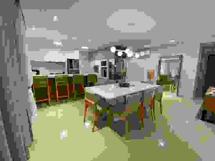 Ánima Retail Design Modern living room
