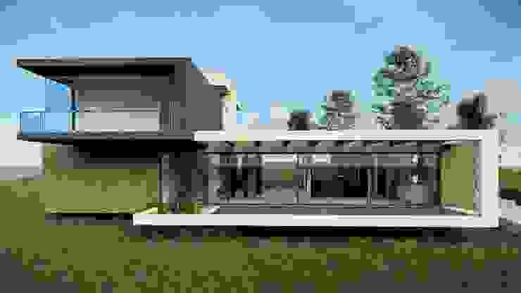 FACHADA PRINCIPAL de IngeniARQ Arquitectura + Ingeniería