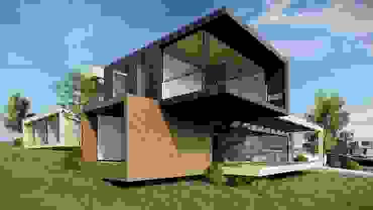 VISTA PERSPECTIVA de IngeniARQ Arquitectura + Ingeniería