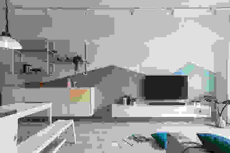 日安 CIAO 根據 禾川系統傢俱 簡約風