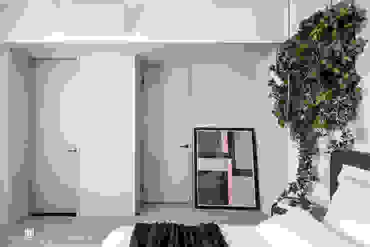 Minimalist bedroom by 禾川系統傢俱 Minimalist