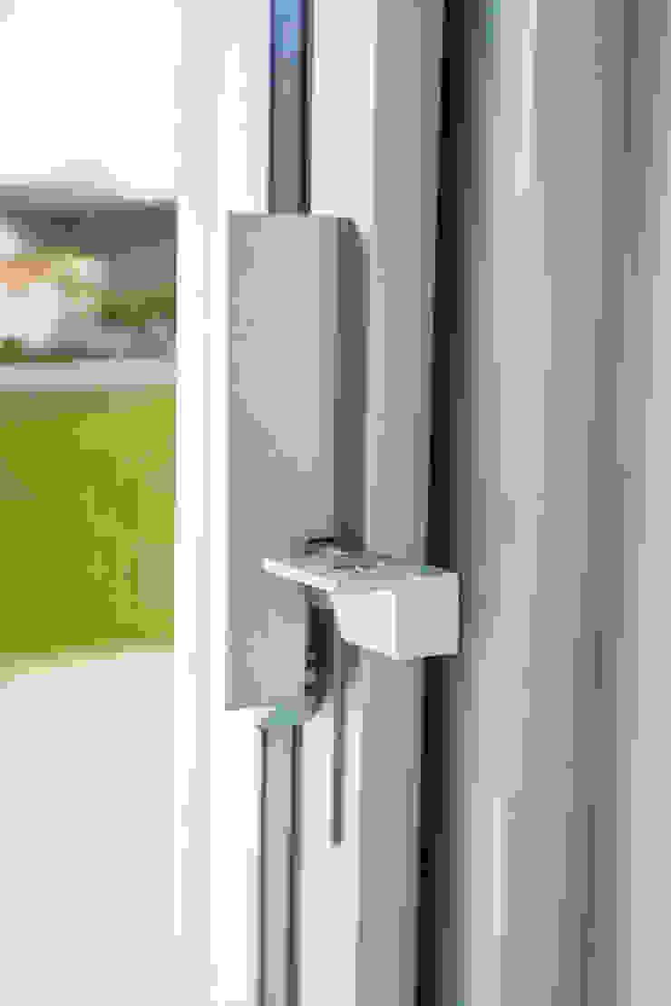Mundartificial Glass doors Aluminium/Zinc Grey
